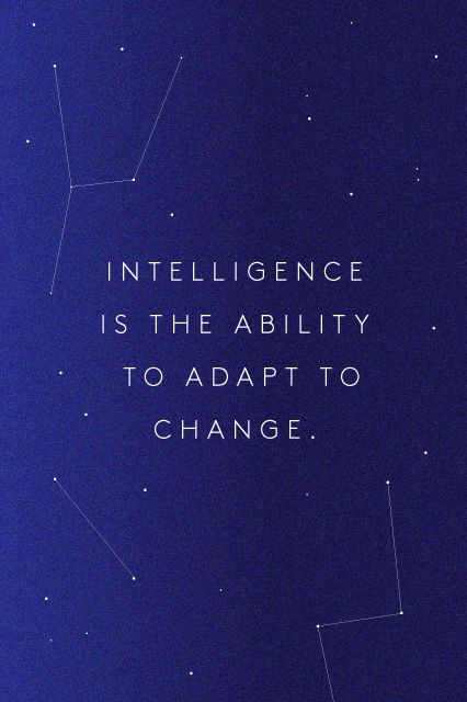 15 Stephen Hawking Quotes That Will Change Your Life #refinery29  http://www.refinery29.com/stephen-hawking-quotes#slide1  Listening to a sound clip of this quote is even more powerful than reading it.