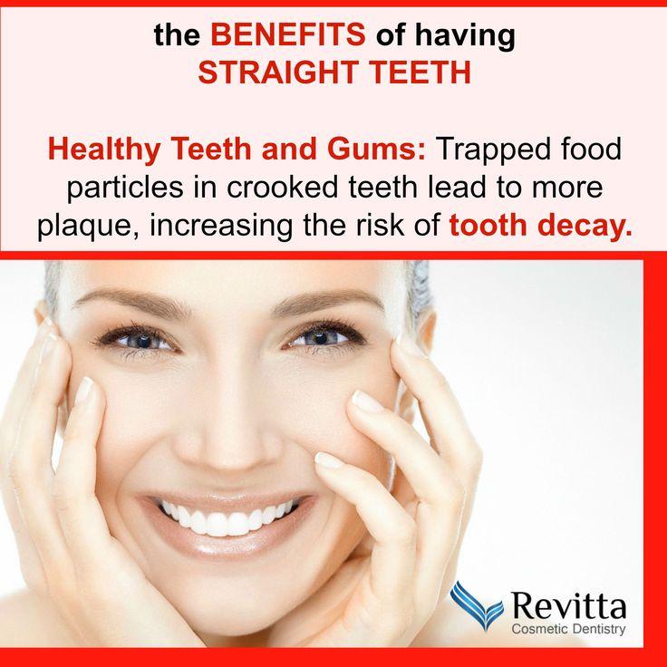 Straighten teeth without metal braces. Invisalign