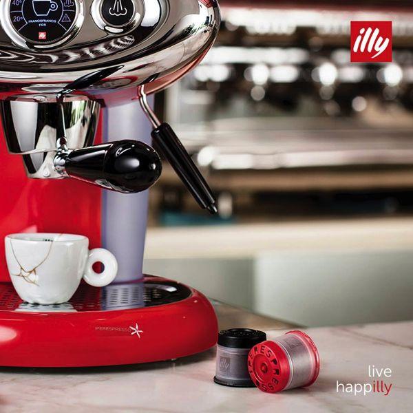 Gagnez la machine à cafés Illy X7.1 !