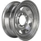 2830 lb. Load Capacity Galvanized 8-Spoke Steel Wheel Rim
