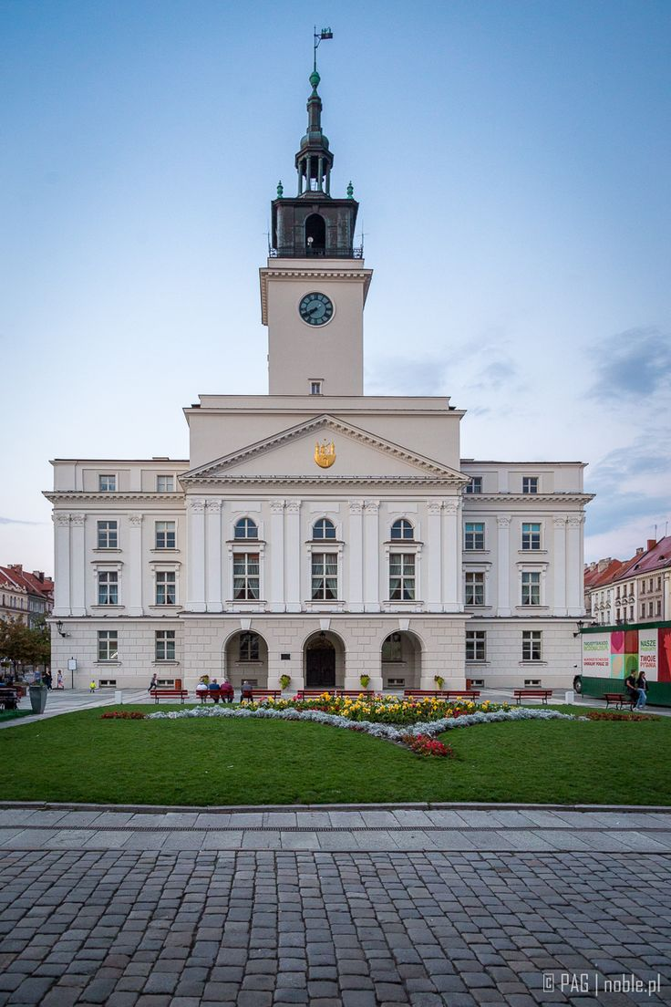 Major location 2: Dunkelstein Town Hall where Peace Day is being celebrated  Ratusz w Kaliszu | The town hall in Kalisz, Poland