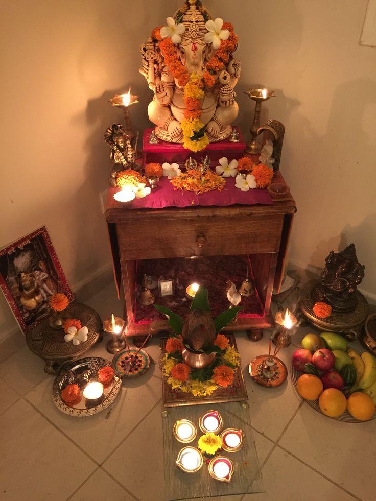 Laxmi Pooja / Diwali !