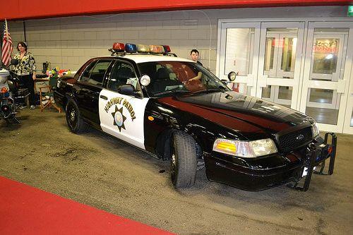 Ford Crown Victoria Police Interceptor | jambox998 | Flickr