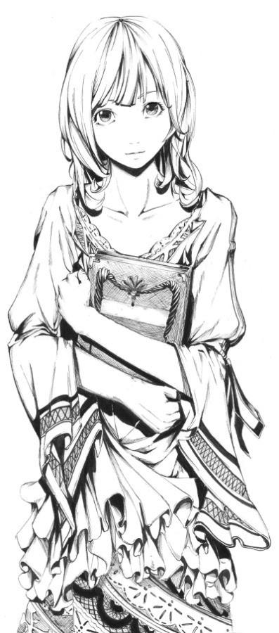 Manga + clothing