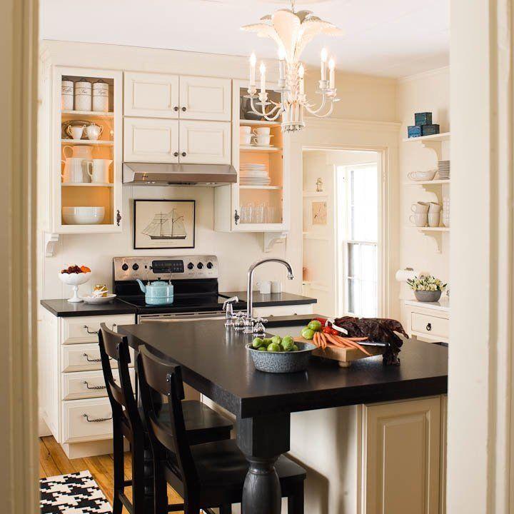 155 Best Small Kitchen Design Ideas Images On Pinterest Kitchen