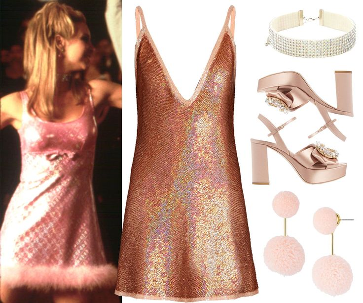 20 Years Later, Romy and Michele Are Still Setting Style Trends - THE ALL-PINK PARTY LOOK from InStyle.com