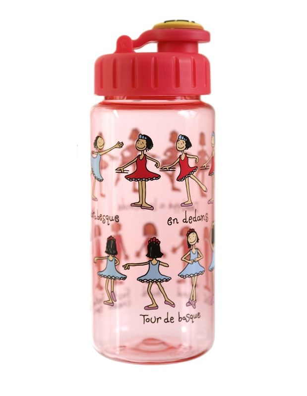 Tyrrell Katz Ballet Drinking Bottle From £9.95 Tyrrell Katz Ballet Drinking Bottle DRINKP. The durable plastic frame is fitted with a user-f...
