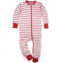 Polar o pyret Pyjamas med striper og glidelås - 249,-