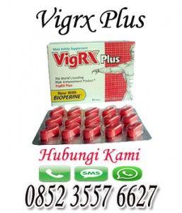 OBAT PEMBESAR DAN PERPANJANG PENIS HERBAL ALAMI VIGRX PLUS MALE VIRTILITY SUPPLEMENT ENHANCEMENT PRODUCT Terus berinovasi untuk memberikan suplement herbal terbaik untuk kinerja penis anda agar lebih tahan lama di tempat tidur.  Tag: Vigrx plus,pembesar penis,pill magic,obat pembesar penis vigrx plus,pembesar alat vital,pengeras ereksi,penambah stamina,obat kuat  Spesifikasi : Asal Negara : USA Kemasan Isi : Kardus, 60 kapsul  HARGA PROMOSI: Rp. 650.000; ( BELI 2 GRATIS 1 )