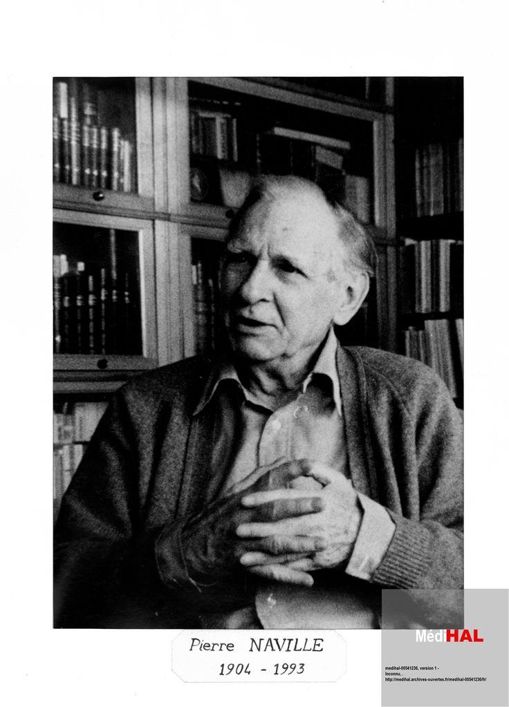 Pierre Naville 1904-1993