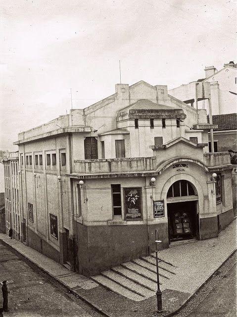 Lisboa de Antigamente: Max Cine: o Piolho do Alto do Pina