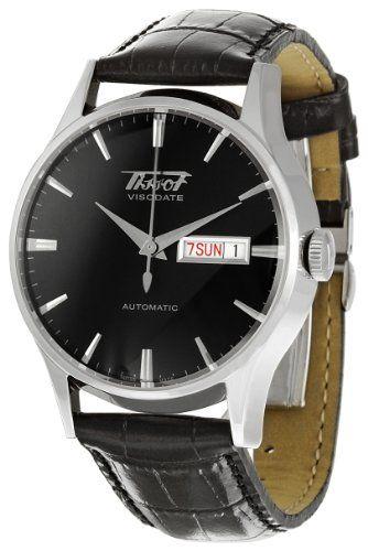 Tissot Men's Visodate Day-Date Watch. $509