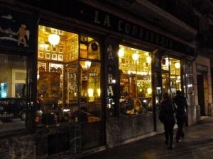 la confiteria bar in barcelona, spain