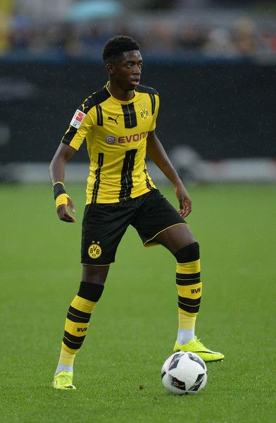 Ousmane Dembele disiapkan pengganti neymar