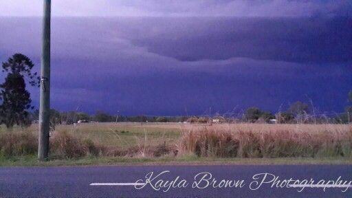 Lightning Flash   Kayla Brown Photography