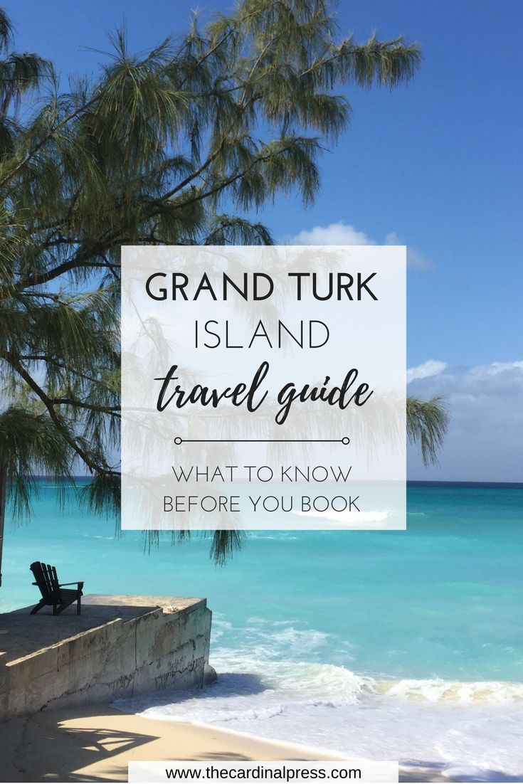 The Turks & Caicos Islands in the Caribbean are a really popular destination spot for North Americans right now. I was lucky enough to spend a week in February on Grand Turk Island and I can honestly tell you it was an absolutely incredible vacation. If you're hunting for the perfect war