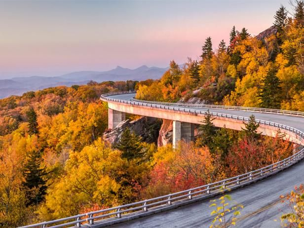 From leaf-peeping along the Blue Ridge Parkway to driving down Florida's coast on US 1, these are our favorite East Coast road trips.