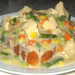Chicken a la King    http://allrecipes.com/recipe/easy-skillet-chicken-a-la-king/detail.aspx?event8=1=SR_Title=chicken%20a%20la%20king=Quick%20Search=1=Recipe