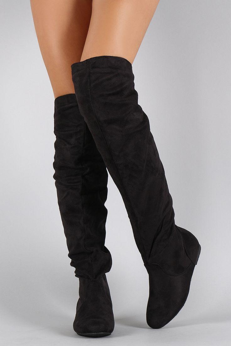 17 Best ideas about Knee High Flat Boots on Pinterest | Flat boots ...