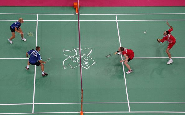 Olympics Day 3 - Badminton - Pictures - Zimbio