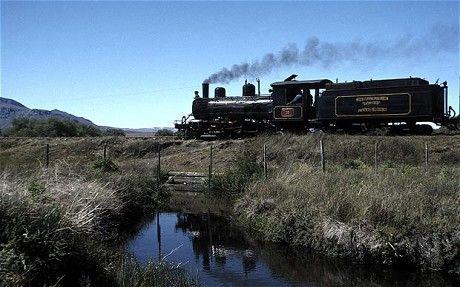 Argentina by train: among amigos on La Trochita - Telegraph