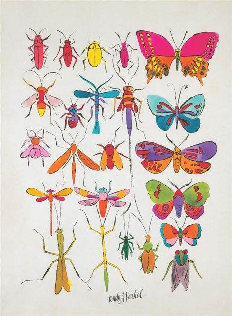 princess-steppenwolf:by Andy Warhol