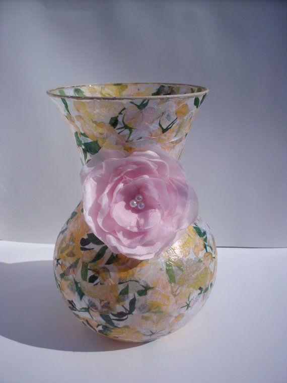 Images about unique vases for centerpieces on