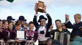 #Agrigento, il #Brasile vince il #Tempio d'Oro al #Festival #InternazionaledelFolklore