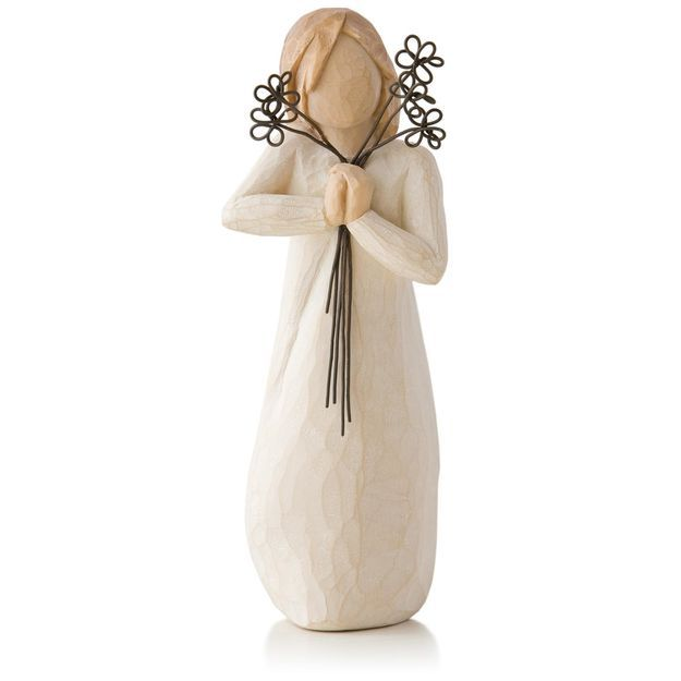 Willow Tree® Friendship and Flowers Figurine