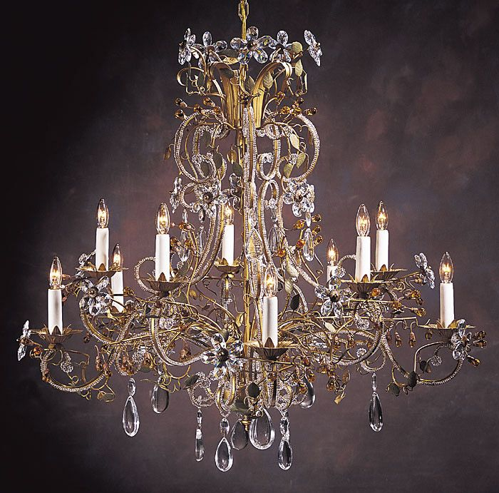 40 best Chandeliers images on Pinterest | Crystal chandeliers, A ...