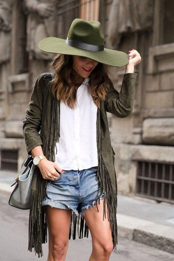 Style libre parfait pour les femmes chiques et en même temps bohémiennes