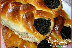 Рецепт – Пироги с маком по-украински