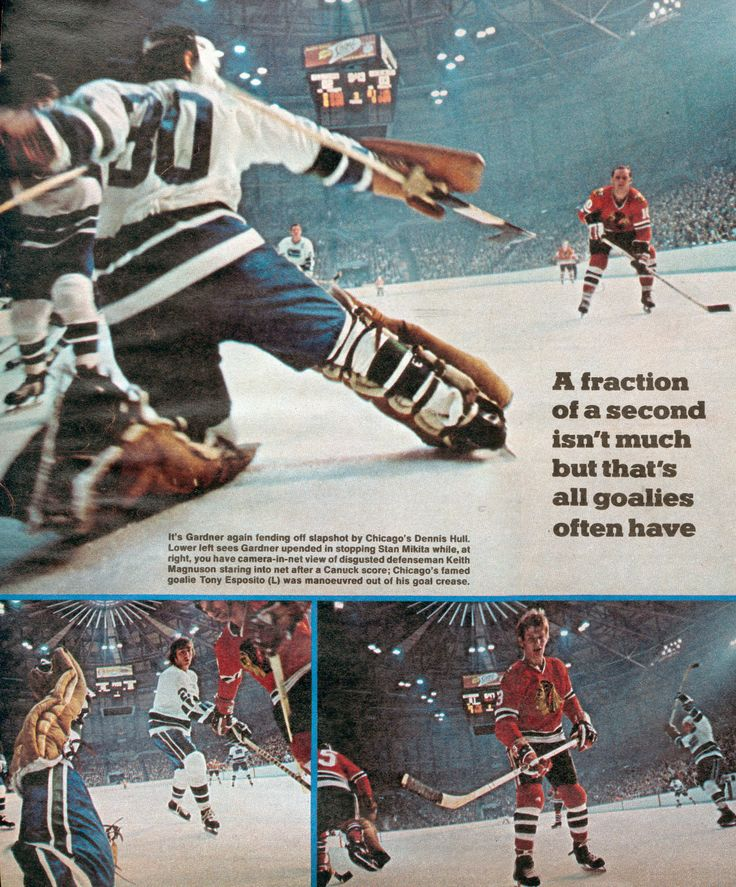 Weekend Vancouver Sun, 1972.