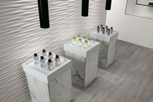 3D Wall | Pental Surfaces