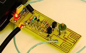 Inventos Electronicos: Circuito transmisor de FM para PC