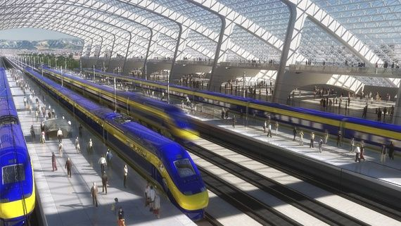 The Courts Speak Up for California High-Speed Rail - The Atlantic