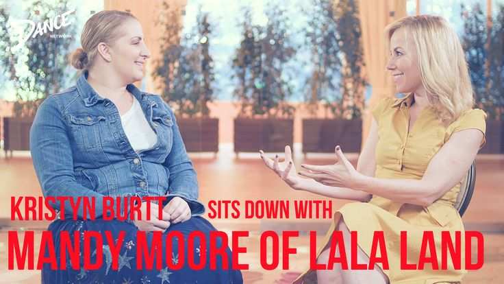 Mandy Moore, choreographer of the new feature film LA LA LAND sits down with Dance Network correspondent Kristyn Burtt and gives the inside scoop on creating the film.