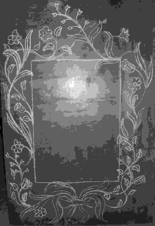 Idee per la cornice di uno specchio... floreale ldeas for the frame of a mirror ... floral Idees pour le cadre d'un miroir ... floral ldeas en el marco de un espejo ... floral