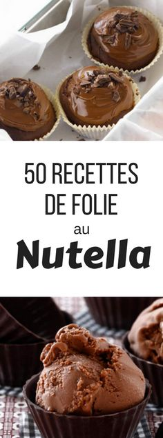 50 recettes au nutella