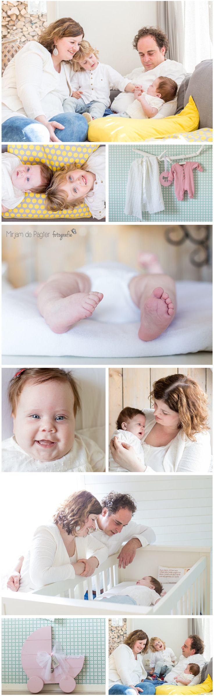 Baby fotoshoot Sare | 3 maanden oud