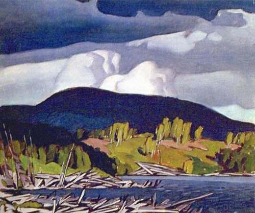 A.J. Casson Pugh Lake