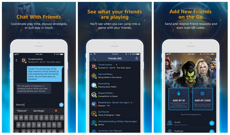 Learn about Blizzard's Battle.net mobile app is strictly social http://ift.tt/2fTLCZ6 on www.Service.fit - Specialised Service Consultants.