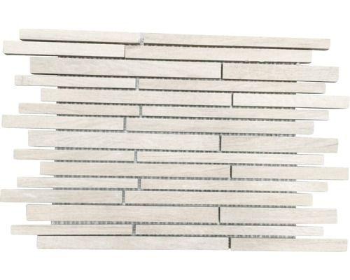 Carrelage mosaïque alpen taupe 306x502 cm
