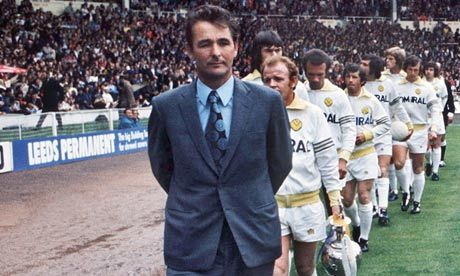 Brian Clough - Charismatic manager who challenged the dominance of traditional clubs by guiding unfancied provincial teams Derby County and Nottingham Forest to league and European titles. Through canny signings of unwanted players scouted by assistant Peter Taylor, discipline, and a forceful, sometimes controversial personality he built a formula for small club success.