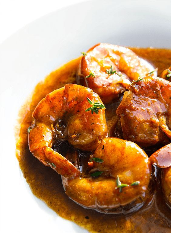 New Orleans BBQ Shrimp _ has been around since the 1950's when Pascal's Manale Restaurant & Bar opened in New Orleans. The chef was attempting to recreate a dish that one of the customers had described from a trip to Chicago. By the time he was done, he had an even better recipe & this was to become a New Orleans menu staple, BBQ Shrimp!