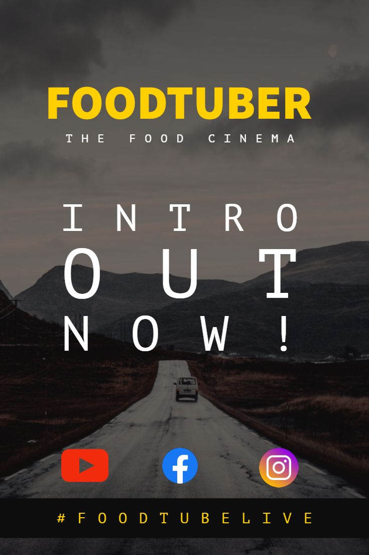 Food Tuber Introductory Video Out Now Food Network Recipes Intro High Fiber Foods