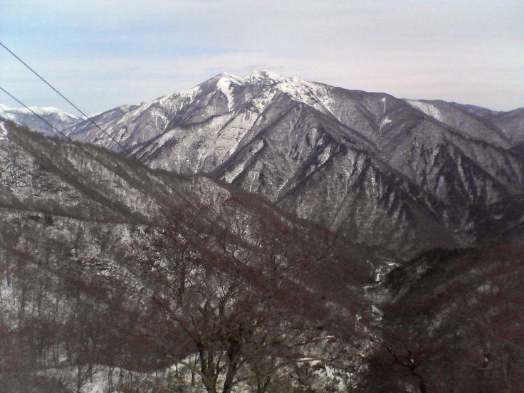 谷川岳 2008.11