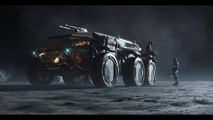 Ursa class Rover: new SC/SQ42 image
