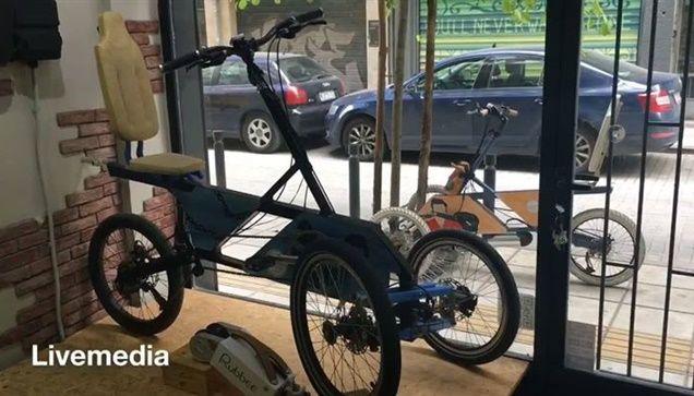 Το ποδήλατο και οι εναλλακτικοί τρόποι μετακίνησης κερδίζουν συνεχώς νέο κοινό| Σταύρος Γιαννιλέρ