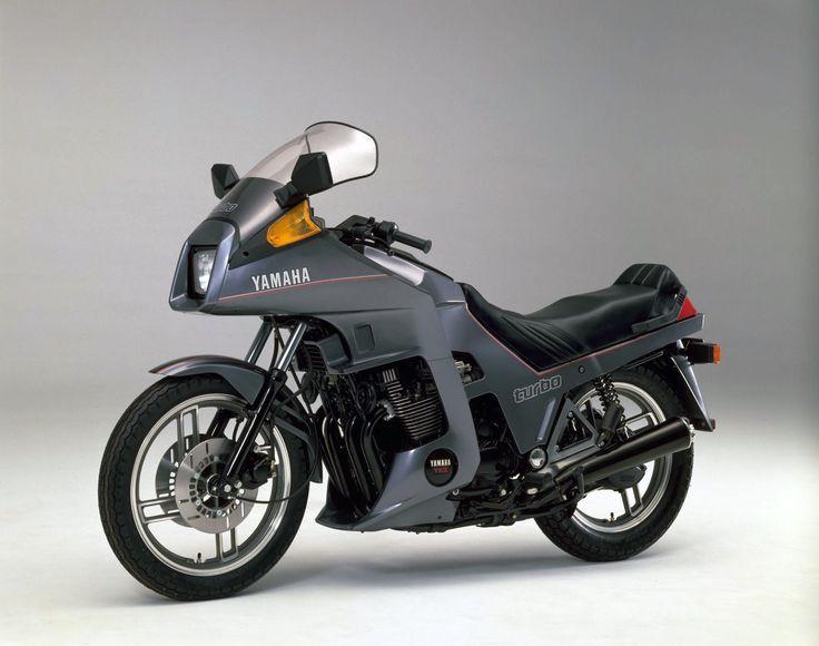 Yamaha XJ650 Turbo '1983–84